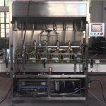 دستگاه پرکن بطری اتوماتیک 1-5L پیستون