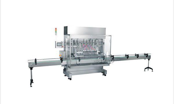 دستگاه پر کننده صابون مایع اتوماتیک تولید کننده حرفه ای