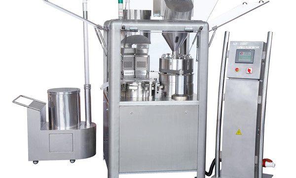 دستگاه پر کننده کپسول پرکننده اتوماتیک برای پر کردن پودر