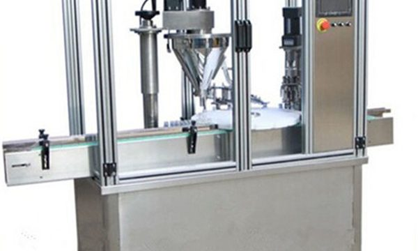 تولید کننده دستگاه پرکن اتوماتیک پودر