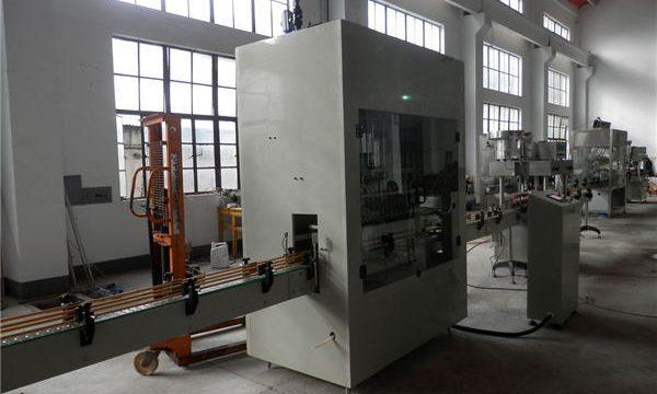 پرکننده اتوماتیک سفید کننده در چین