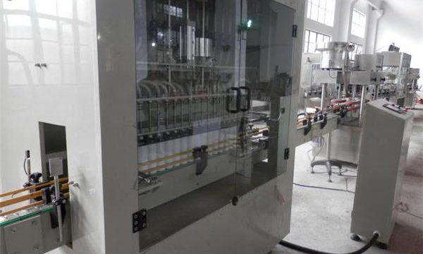 دستگاه پر کننده فولاد ضد زنگ کامل اتوماتیک