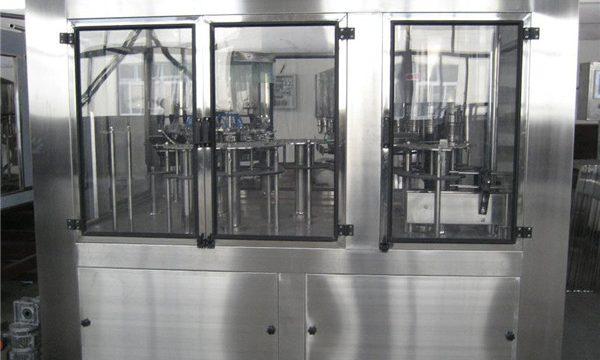 دستگاه پرکن پنوماتیک دستگاه پر کننده مایع کوچک ، قیمت دستگاه پر کننده نیمه اتوماتیک