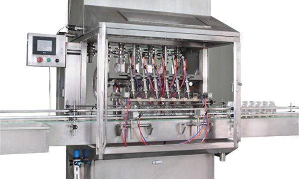 خط تولید پرکن روغن موتور اتومبیل سینا اکاتو ، ماشین پر کننده روغن