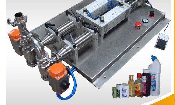 محصولات چین قیمت عرضه کننده ماشین پر کننده مایعات بطری کوچک