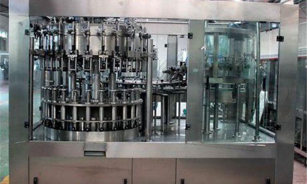دستگاه پر کننده مایع فولاد ضد زنگ برای روغن / آب تصفیه شده