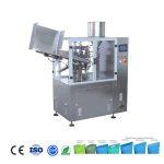تولید کنندگان دستگاه بسته بندی پر کننده لوله کرم