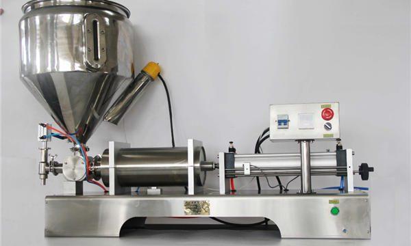 دستگاه پر کننده جامد نیمه اتوماتیک پنوماتیک نیمه اتوماتیک