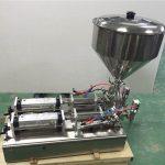 دستگاه پرکن مربای توت فرنگی به طور گسترده استفاده می شود