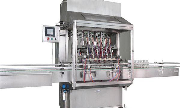 دستگاه تولید کننده حرفه ای دستگاه پر کننده اتوماتیک آب زغال اخته