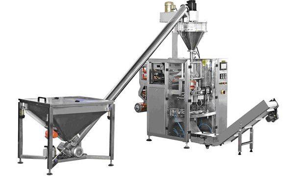 دستگاه پرکردن پودر تغذیه اسپیرال نوع بطری اتوماتیک