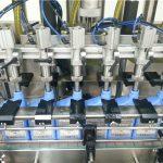 دستگاه پر کننده روغن اتوماتیک 6 سر اتوماتیک