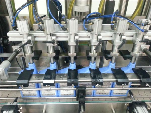 دستگاه پرکن روغن اتوماتیک 6 سر اتوماتیک