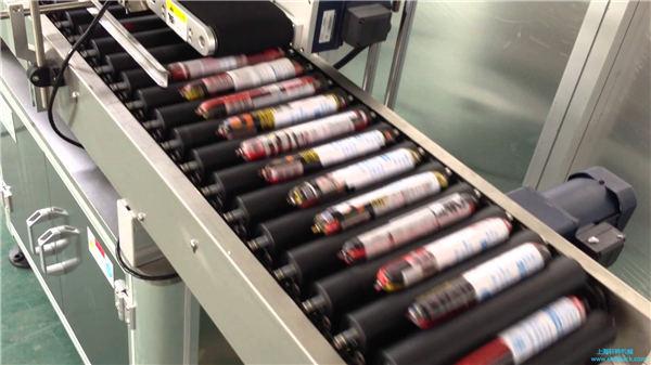 دستگاه لیبل اتوماتیک سوسیس با فیدر
