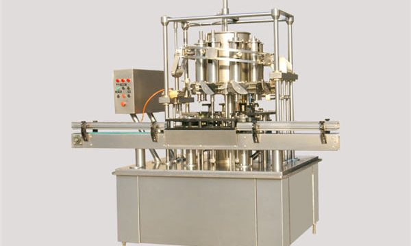 دستگاه پر کردن خودکار پیستون 20-150ml