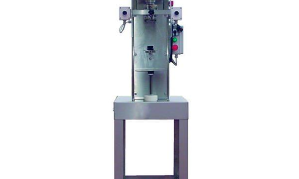 دستگاه دربندی بطری اسپیندل نیمه اتوماتیک