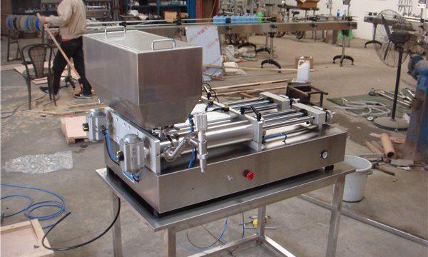 ارزانترین دستگاه پرکننده نیمه اتوماتیک پنوماتیک